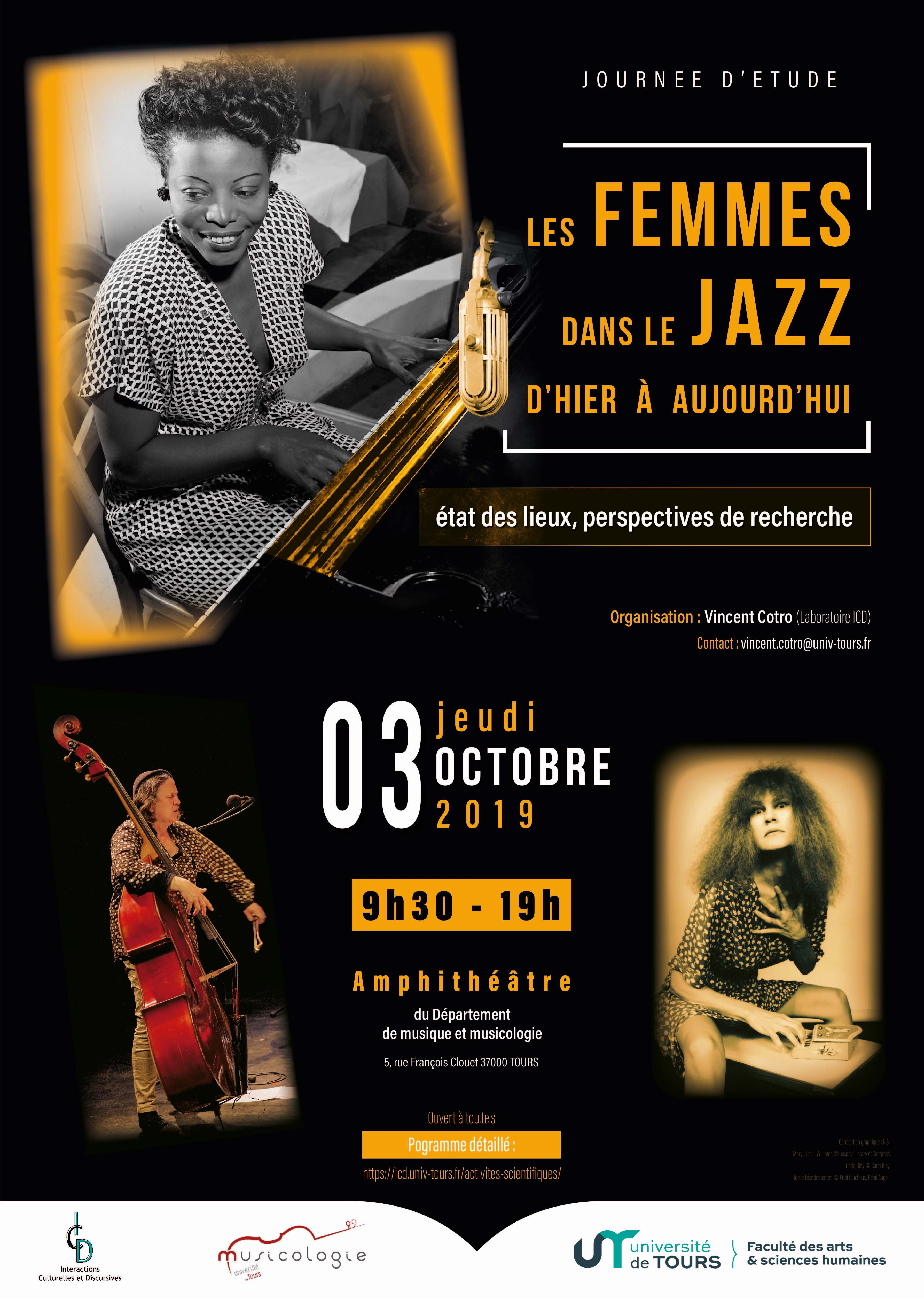 Femmes dans le jazz