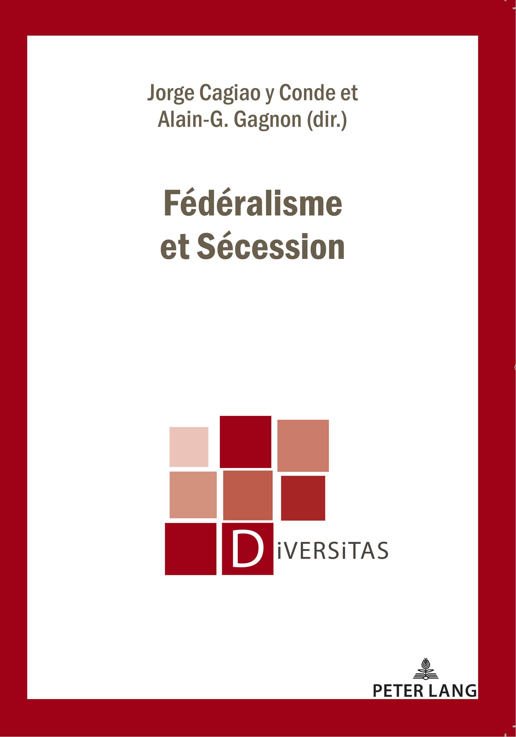 Fédéralisme et sécession