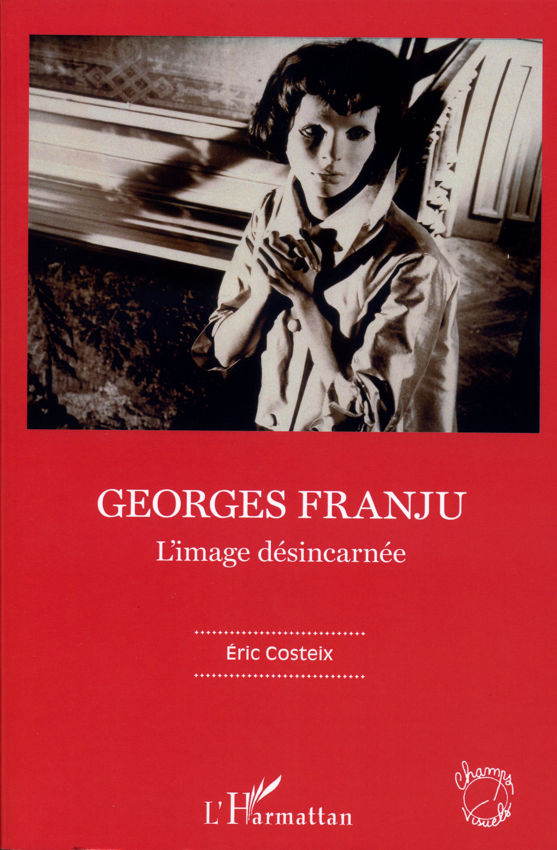 Georges Franjou - Couverture